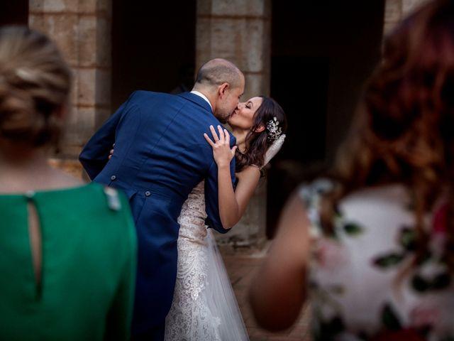 La boda de Santi y Laura en El Puig, Valencia 39