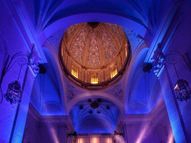 La boda de Santi y Laura en El Puig, Valencia 48