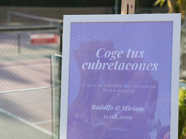 La boda de Rodolfo y Miriam en Mijas, Málaga 13