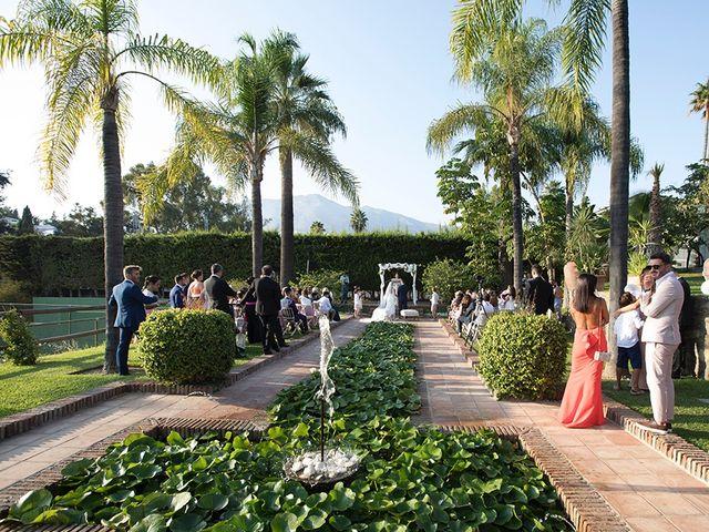 La boda de Rodolfo y Miriam en Mijas, Málaga 17