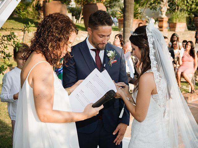 La boda de Rodolfo y Miriam en Mijas, Málaga 21