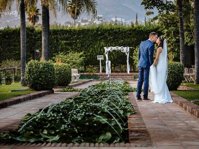 La boda de Rodolfo y Miriam en Mijas, Málaga 28