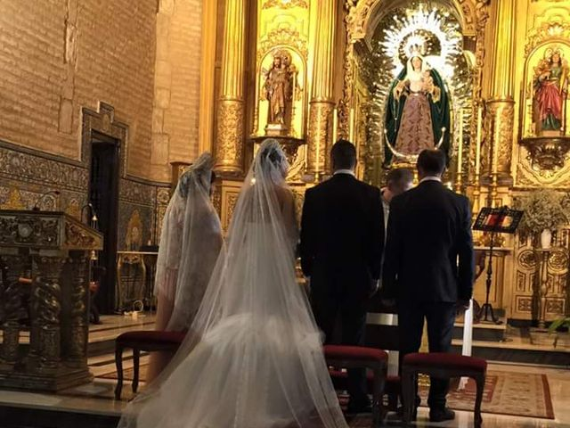 La boda de Antonio y Dore en Coria Del Rio, Sevilla 13