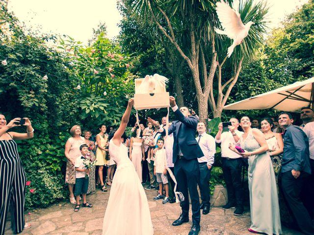La boda de Ander y Maitane en Zarautz, Guipúzcoa 17