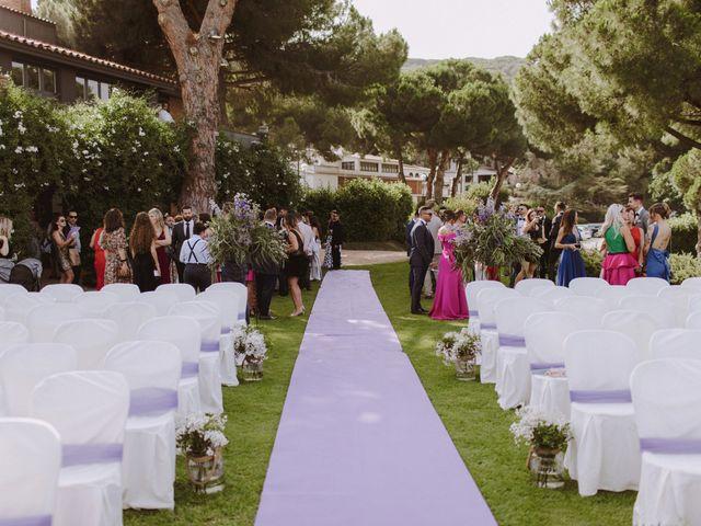 La boda de Nico y Tamara en Cabrera De Mar, Barcelona 19