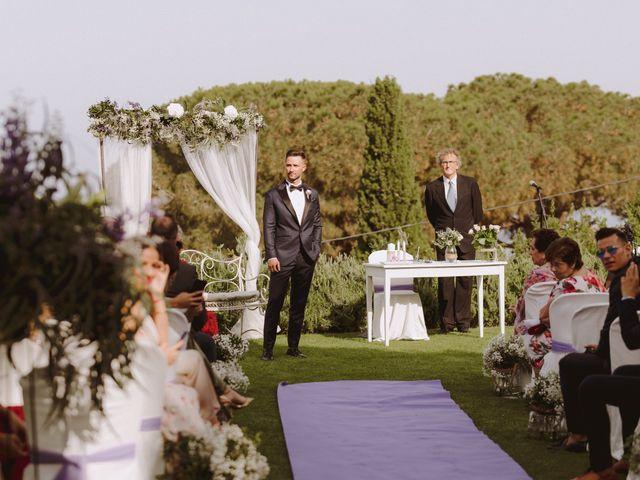 La boda de Nico y Tamara en Cabrera De Mar, Barcelona 22