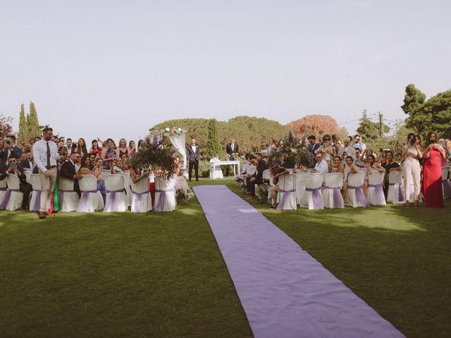 La boda de Nico y Tamara en Cabrera De Mar, Barcelona 23