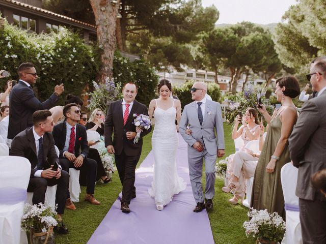 La boda de Nico y Tamara en Cabrera De Mar, Barcelona 24