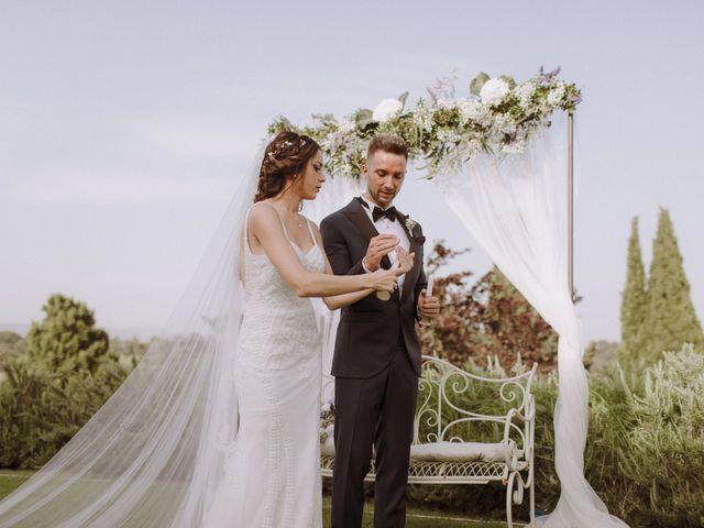 La boda de Nico y Tamara en Cabrera De Mar, Barcelona 28