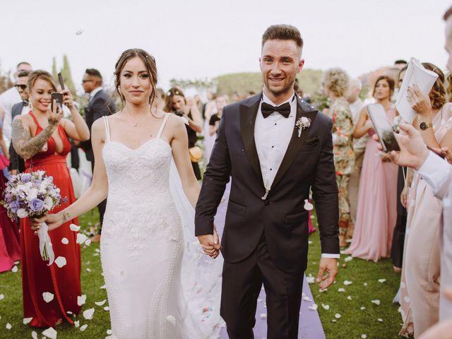 La boda de Nico y Tamara en Cabrera De Mar, Barcelona 33