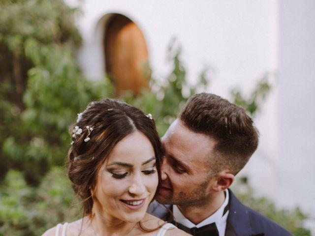 La boda de Nico y Tamara en Cabrera De Mar, Barcelona 35