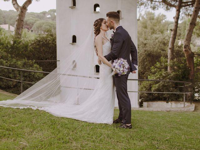 La boda de Nico y Tamara en Cabrera De Mar, Barcelona 37