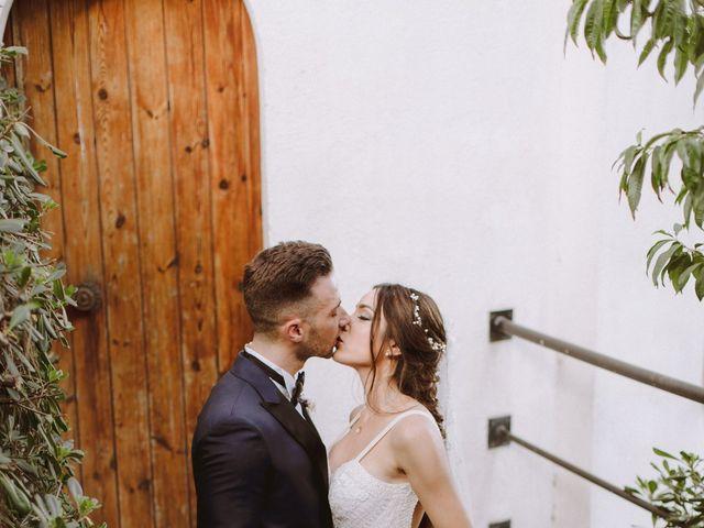 La boda de Nico y Tamara en Cabrera De Mar, Barcelona 38