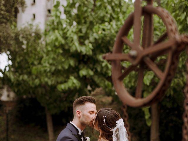 La boda de Nico y Tamara en Cabrera De Mar, Barcelona 42