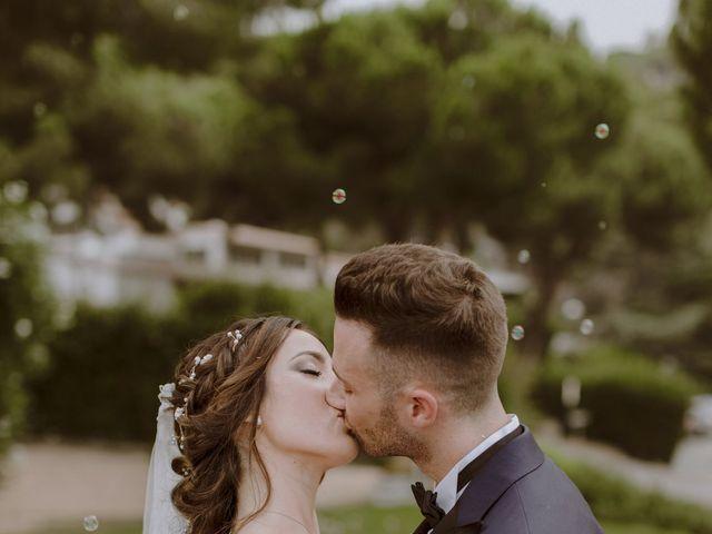 La boda de Nico y Tamara en Cabrera De Mar, Barcelona 46