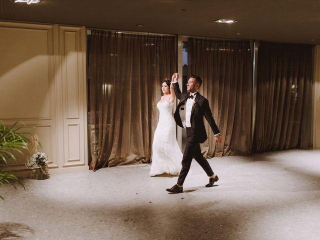 La boda de Nico y Tamara en Cabrera De Mar, Barcelona 54