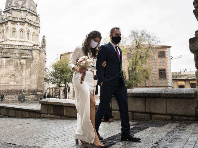 La boda de Irene y Jessús en Toledo, Toledo 7