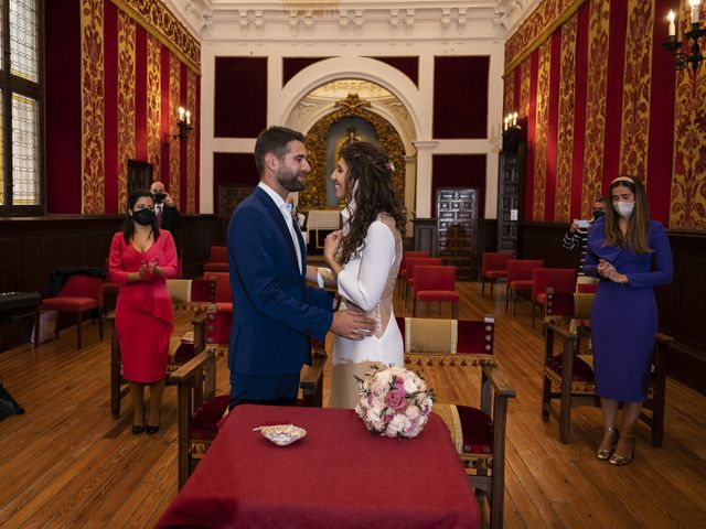 La boda de Irene y Jessús en Toledo, Toledo 8