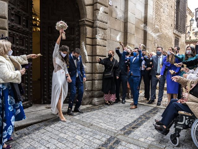 La boda de Irene y Jessús en Toledo, Toledo 10