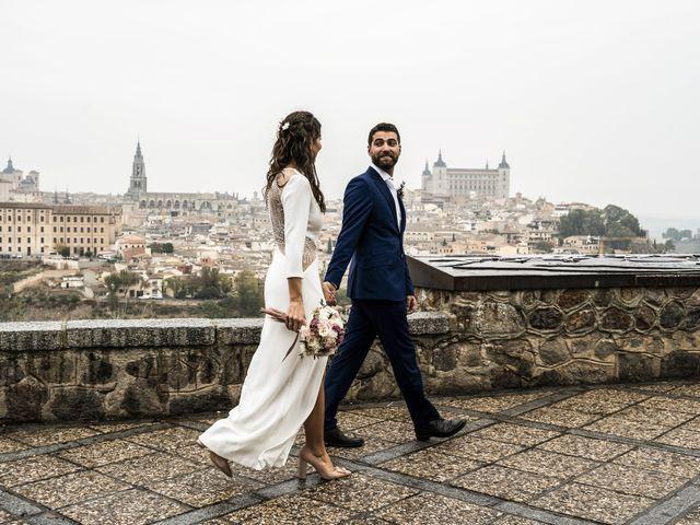 La boda de Irene y Jessús en Toledo, Toledo 11