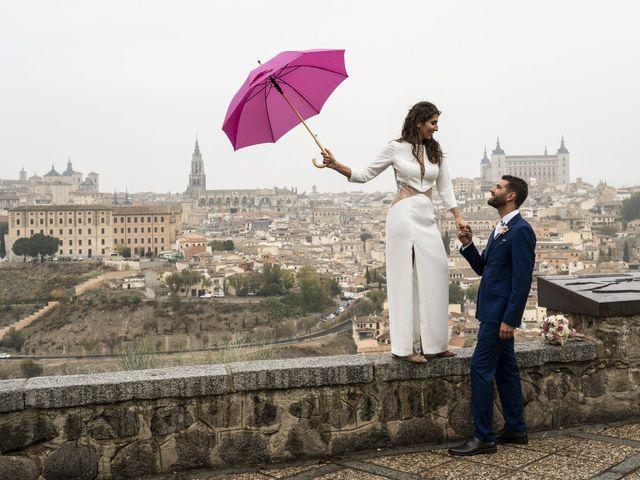 La boda de Irene y Jessús en Toledo, Toledo 12