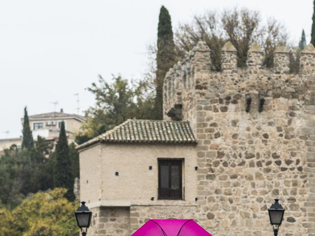 La boda de Irene y Jessús en Toledo, Toledo 13