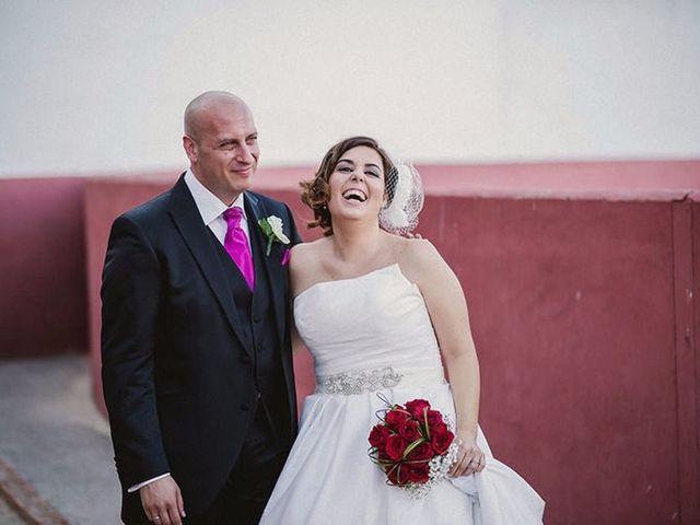 La boda de MªPaz y Mario