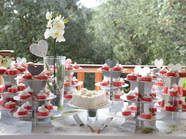 La boda de Iván  y Stella  en Camos, Girona 2