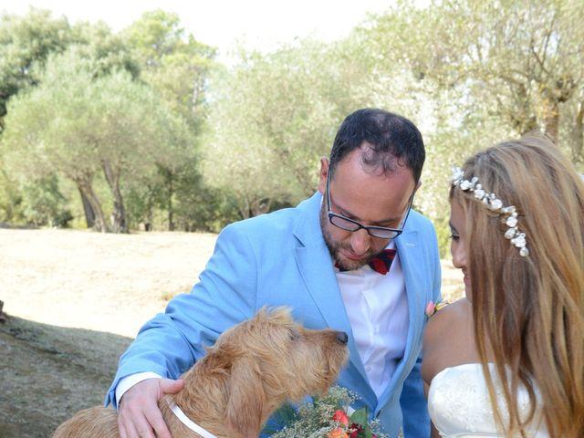 La boda de Iván  y Stella  en Camos, Girona 14
