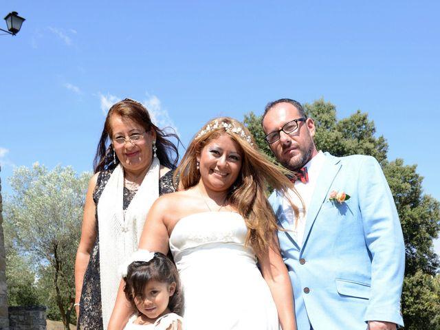 La boda de Iván  y Stella  en Camos, Girona 15