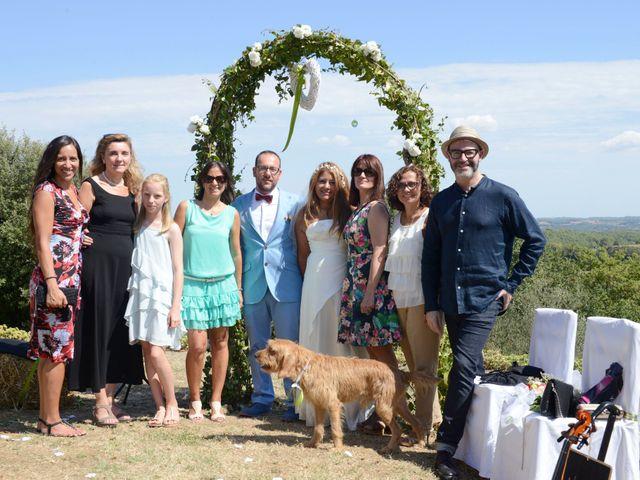 La boda de Iván  y Stella  en Camos, Girona 18