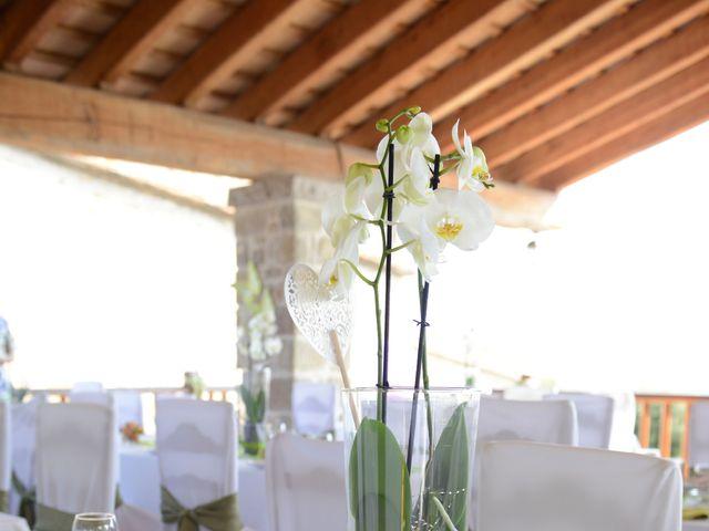 La boda de Iván  y Stella  en Camos, Girona 24