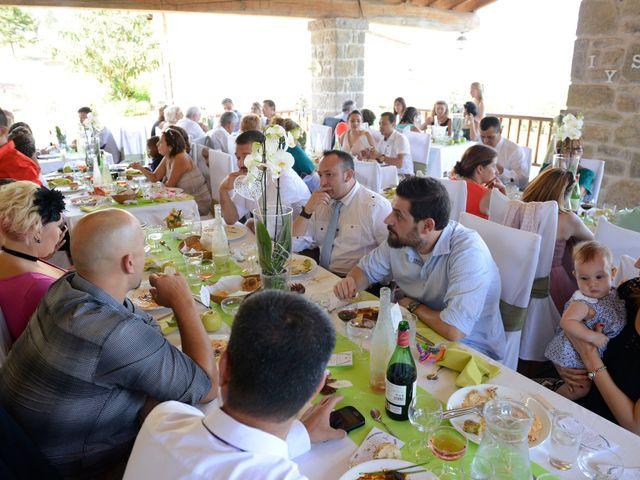 La boda de Iván  y Stella  en Camos, Girona 26
