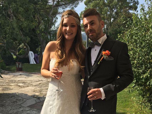 La boda de Rubén   y Sarah  en Castell-platja D'aro, Girona 11
