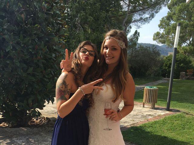 La boda de Rubén   y Sarah  en Castell-platja D'aro, Girona 12