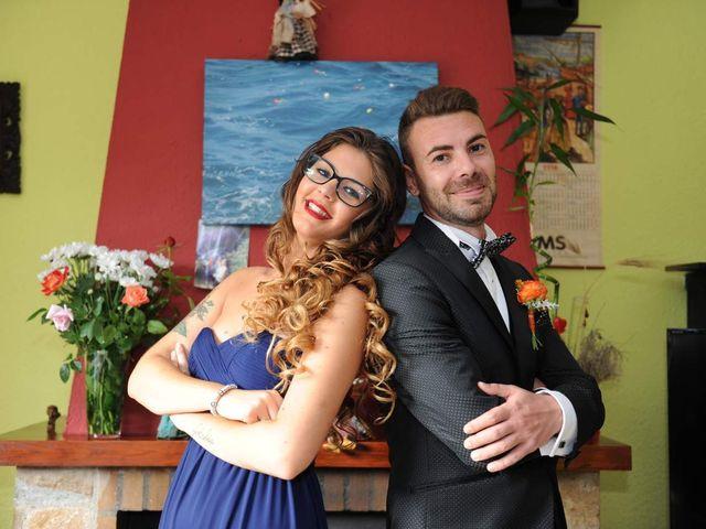 La boda de Rubén   y Sarah  en Castell-platja D'aro, Girona 23