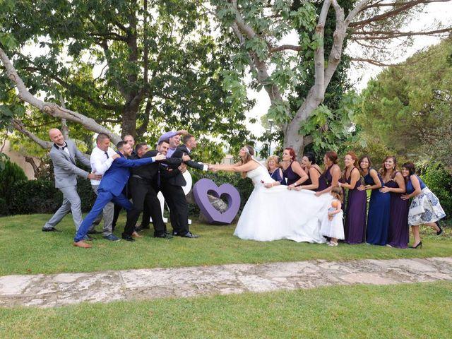 La boda de Rubén   y Sarah  en Castell-platja D'aro, Girona 26