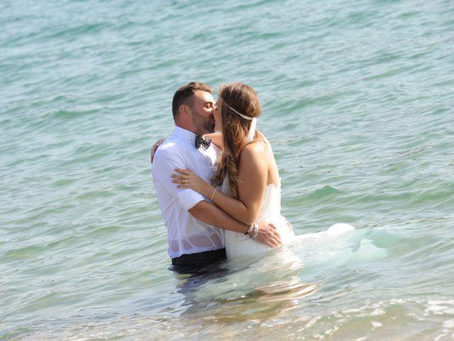 La boda de Rubén   y Sarah  en Castell-platja D'aro, Girona 49