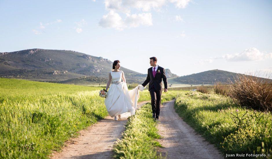 La boda de Jose y Gema en Bolaños De Calatrava, Ciudad Real