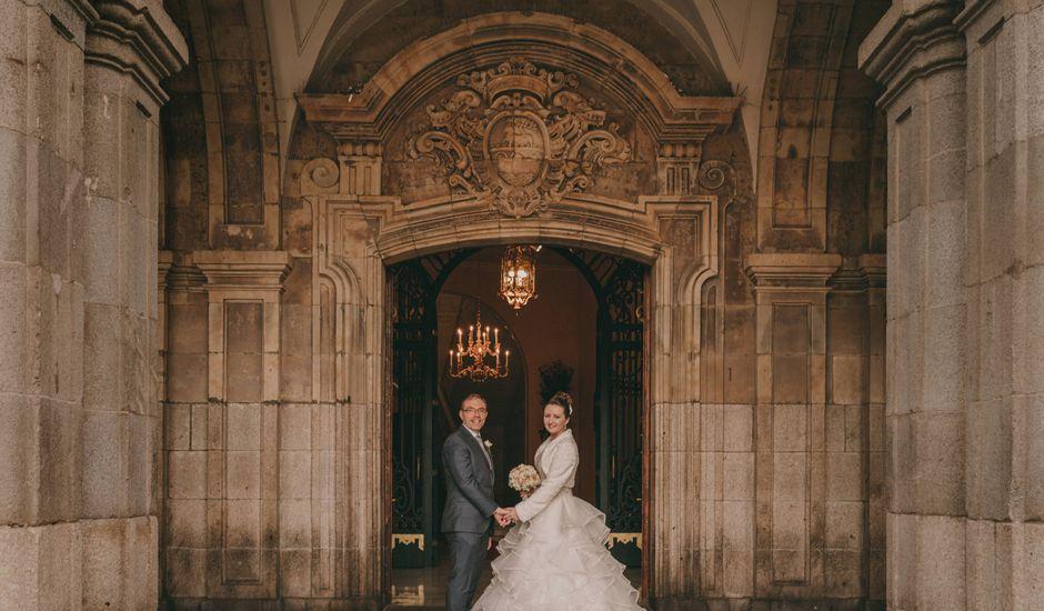La boda de Pablo y Kira en Salamanca, Salamanca