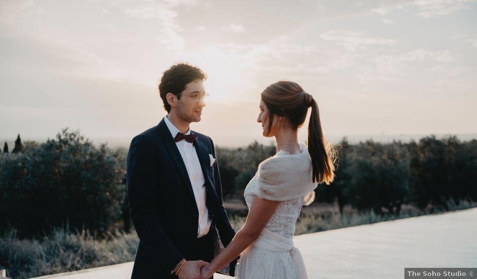 La boda de Jules y Cristina en Pau, Girona