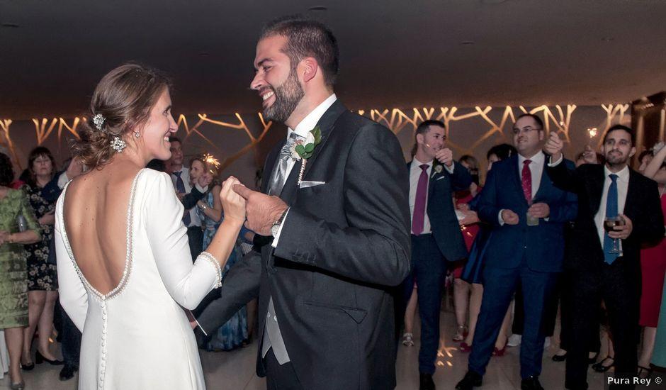 La boda de Miguel y Ana en Consuegra, Toledo