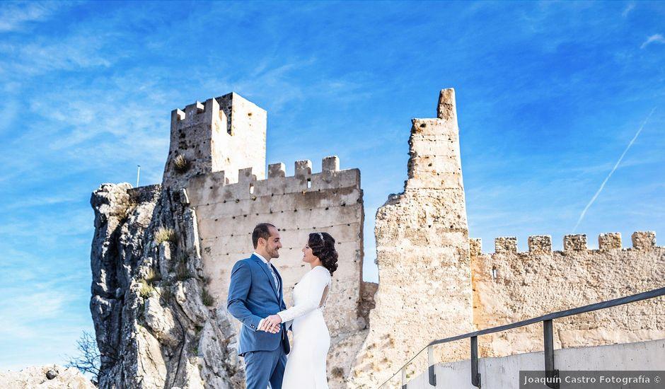 La boda de Manuel y María en Bailen, Jaén