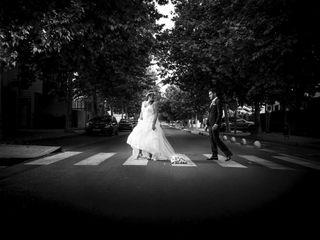 La boda de Inma y Dani