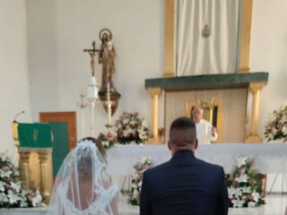 La boda de Andres  y Toñi  1