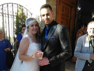 La boda de Saray  y Chema