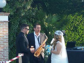 La boda de Saray  y Chema 3
