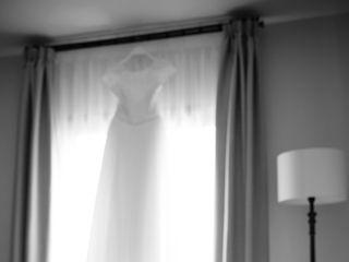 La boda de Andrea y Santi 1