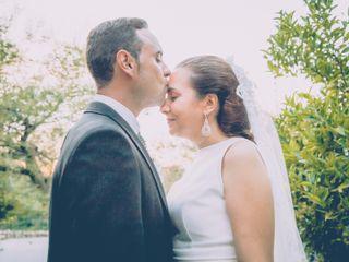 La boda de Ángela y Victor
