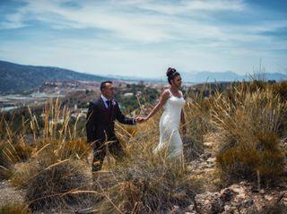 La boda de Agata y Gabriel